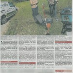 Article courrier de l'ouest 1 pf