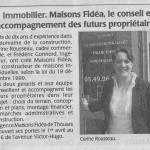 Article courrier de l'ouest 2 pf